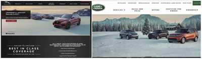 PATRICK CURTET for LAND ROVER