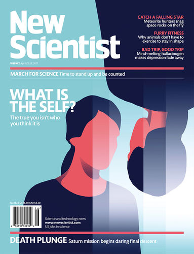 Mario WAGNER c/o 2AGENTEN for NEW SCIENTIST
