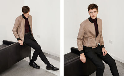 Zara Seasonals Man by Sacha Maric