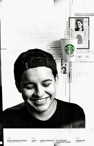 EMEIS DEUBEL: Autumn Sonnichsen for Starbucks