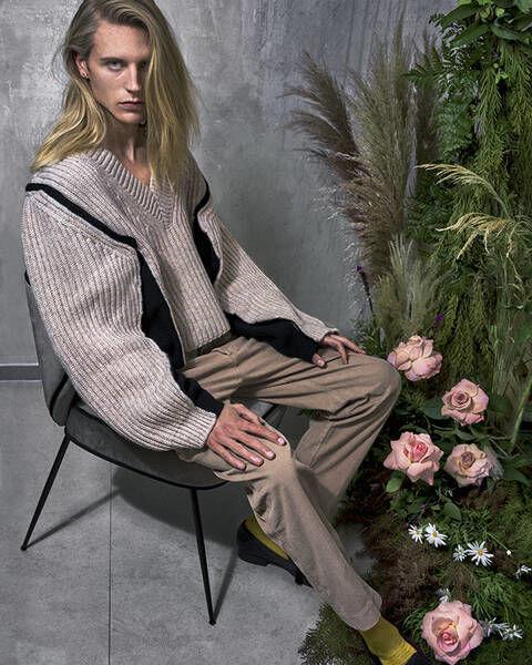 New Artist : Valentina TEINITZER c/o BIGOUDI, Floral Stylist & Botanical Set Designer for CRUEL WORLD
