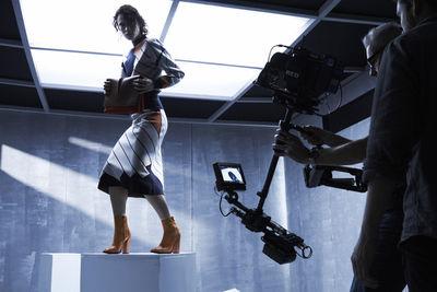 GOSEE FILM: Vicky LAWTON for JIL SANDER / HUNGER MAG