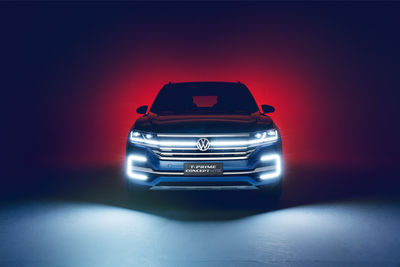 TWENTYFOUR-7 Postproduction for Heiko Richard, VW T-PRIME CONCEPT GTE and Intersection Mag