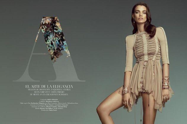 Rabat Jewels Magazin Editorial Mit Rianne Ten Haken Co Louisa