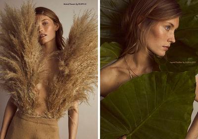 BIGOUDI Lisa Maria Lohmann für Vogue Portugal