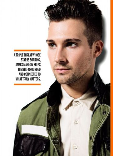 James Maslow: Deltagram for Vanichi