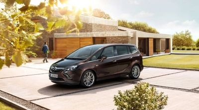 IMAGE NATION S.L. for OPEL ZAFIRA