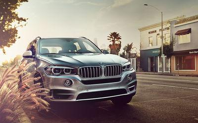 MICHAEL SEIDLER Editorial BMW X5