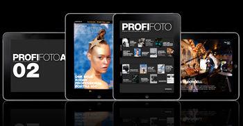PROFIFOTO on the iPad