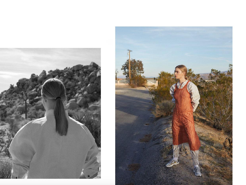 NINA KLEIN, Styling: Christiane Graf, Hair & Make Up: Fee Steinvorth Photography: Jette Stolte, Client: L´Officiel Belgium