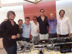 STUTTGART 120 MINUTES PARTY ... thank you Baden Württemberg & DJ Friction