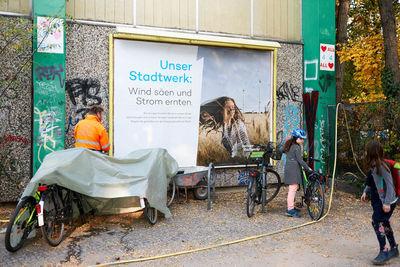 Berliner Stadtwerke – Imagekampagne
