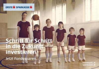 MARKUS MUELLER for Erste Bank/Sparkasse Austria