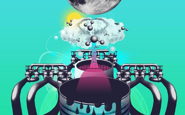 2AGENTEN : Mario WAGNER for NEW SCIENTIST