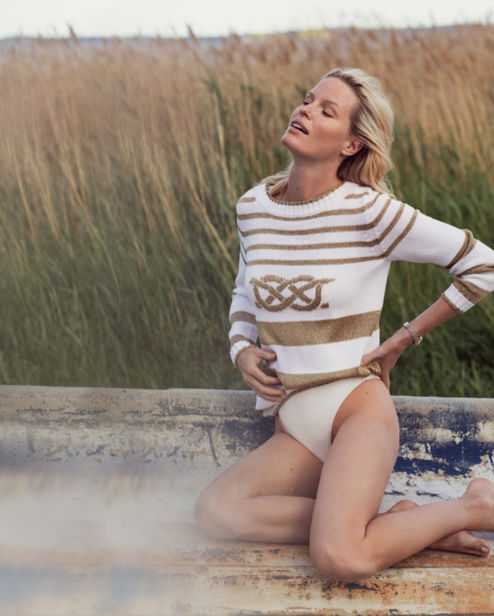 Caroline Winberg for ELLE Italia Shot by Laura Sciacovelli