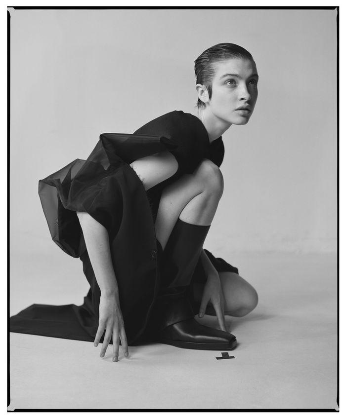 Benjamin VNUK for Vogue Ukraine May 2017
