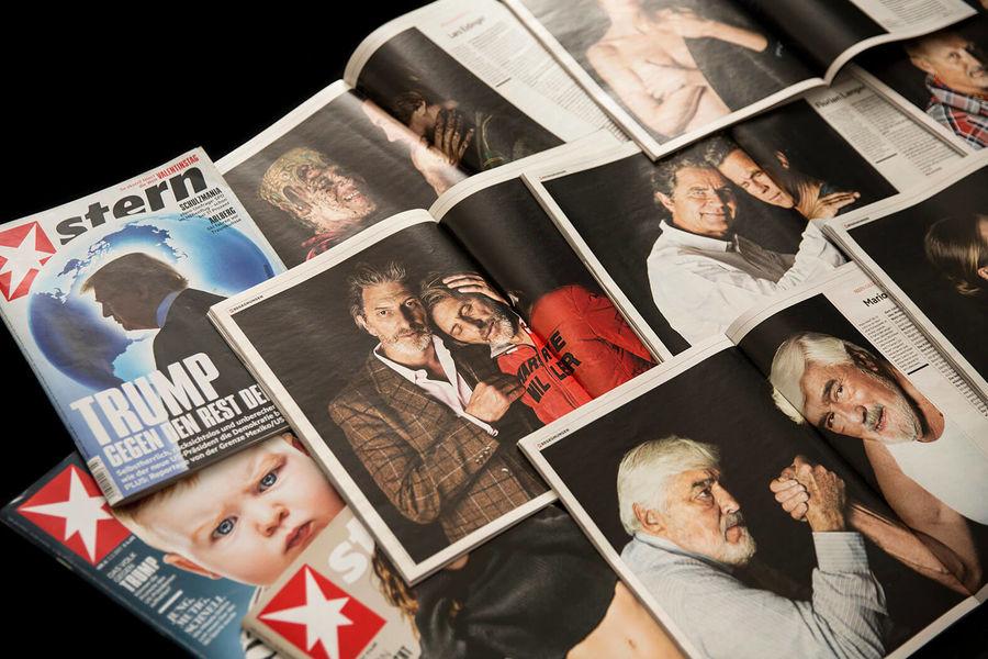 Mein geliebtes Ich / Stern Magazin Kolumne