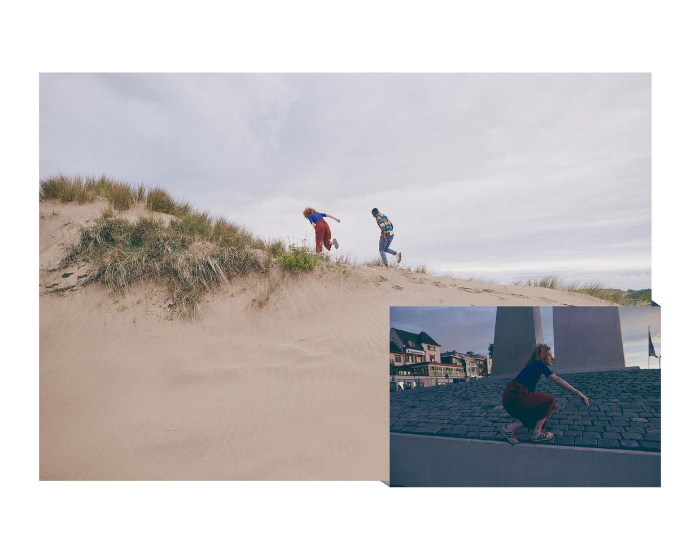 Meet me at the beach, personal work by FELIX EISENMEIER