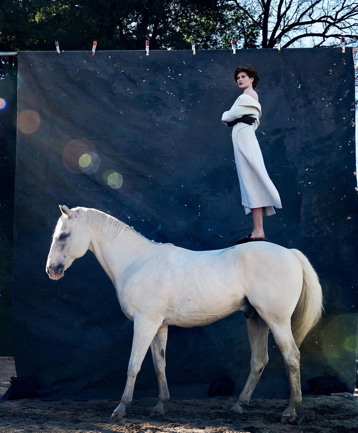 Isabel Scharenberg: Kristian Schuller for Bal Harbour Magazine