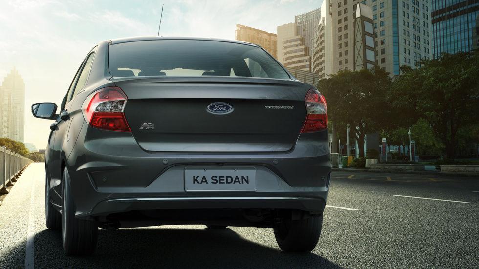 "Platinum c/o ANALOG/DIGITAL for Ford ""Ka"" 2019"