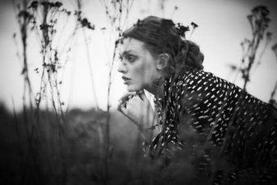 'Paula' - ESTHER HAASE for DIE STILISTEN / ICON MAGAZINE