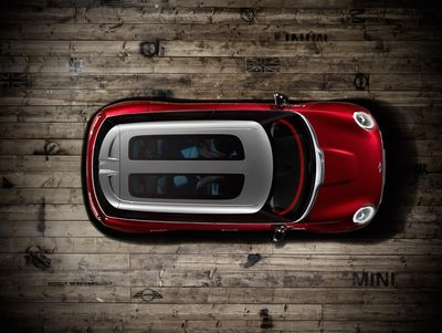 VICTOR JON GOICO FOR BMW - MINI CLUBMAN CONCEPT