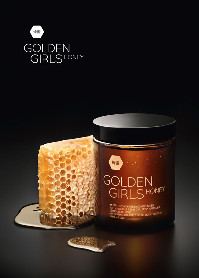 Golden Girls Honey