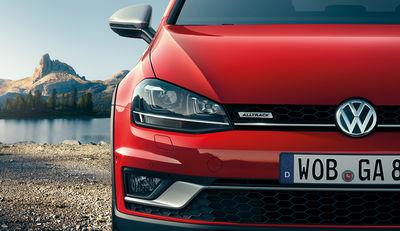 VW Golf Variant Alltrack 2015