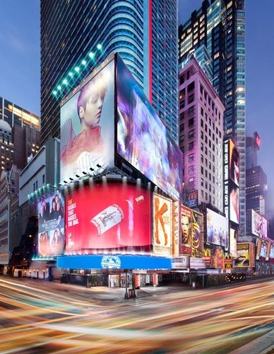 Slice of Life:  Times Square NYC