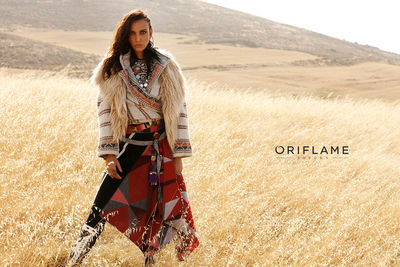 08 MEDIA PRODUCTIONS for Oriflame