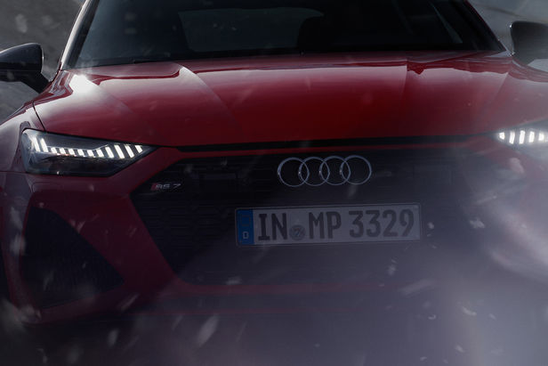 UPFRONT PHOTO & FILM GMBH: FREDERIC SCHLOSSER for AUDI