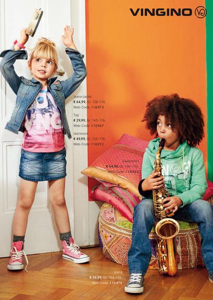 Breuninger Kids Frühjahr/Sommer 2014