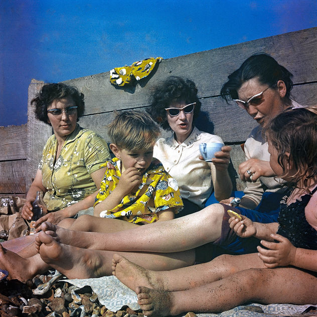 Turner Contemporary presents 'Seaside: Photographed' (25 May - 8 September, 2019)