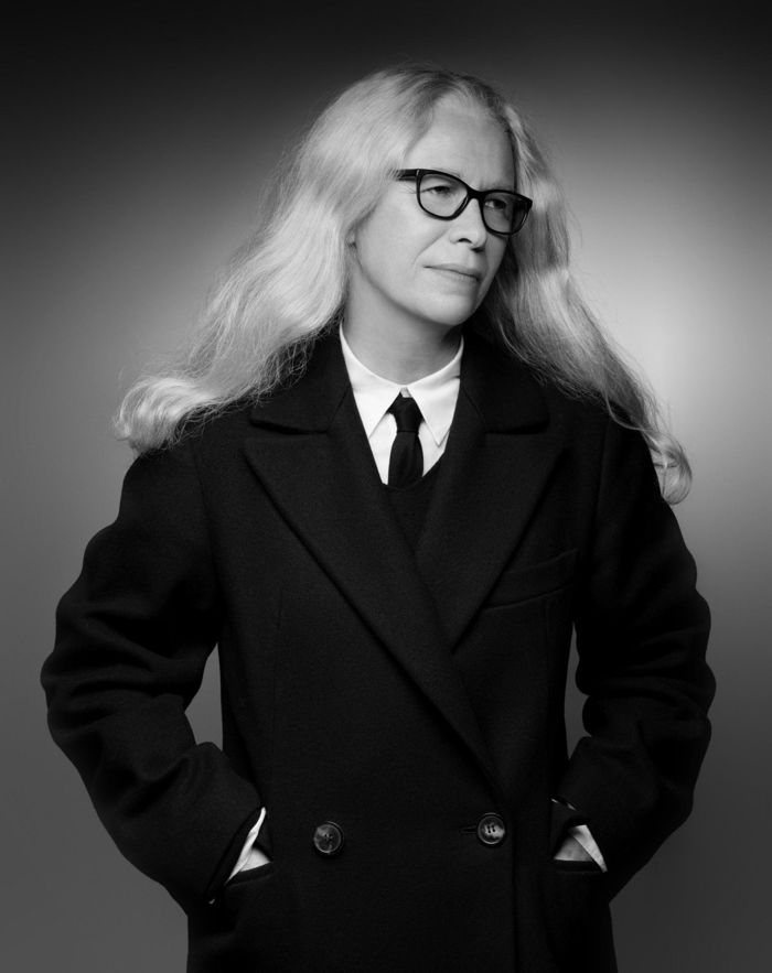 Dominique Issermann - President of the photography jury © Karl Lagerfeld