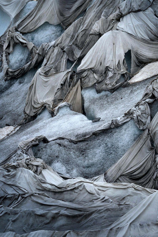 'Belvédère - Weiß war der Schnee' Thomas Wrede's photographic project about the Rhône glacier - Galerie Wagner + Partner  (9/13/2019 – 10/19/2019)
