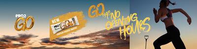 EMEIS DEUBEL: Richard Johnson shoots campaign for Pro 2 Go