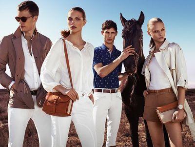 HUNTER & GATTI for Massimo Dutti - Equestrian Collection