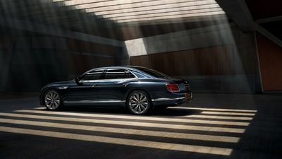 The new Bentley Flying Spur by MARC TRAUTMANN