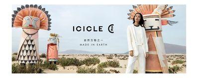 Icicle Clothing SS18 by Elisabeth Toll c/o LUNDLUND