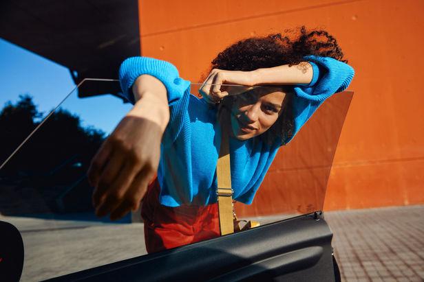 LIGANORD ARTIST PENINAH AMANDA / STYLING FOR SHARE NOW