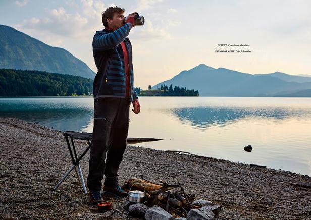 HAUSER FOTOGRAFEN: LEIF SCHMODDE für FRANKONIA