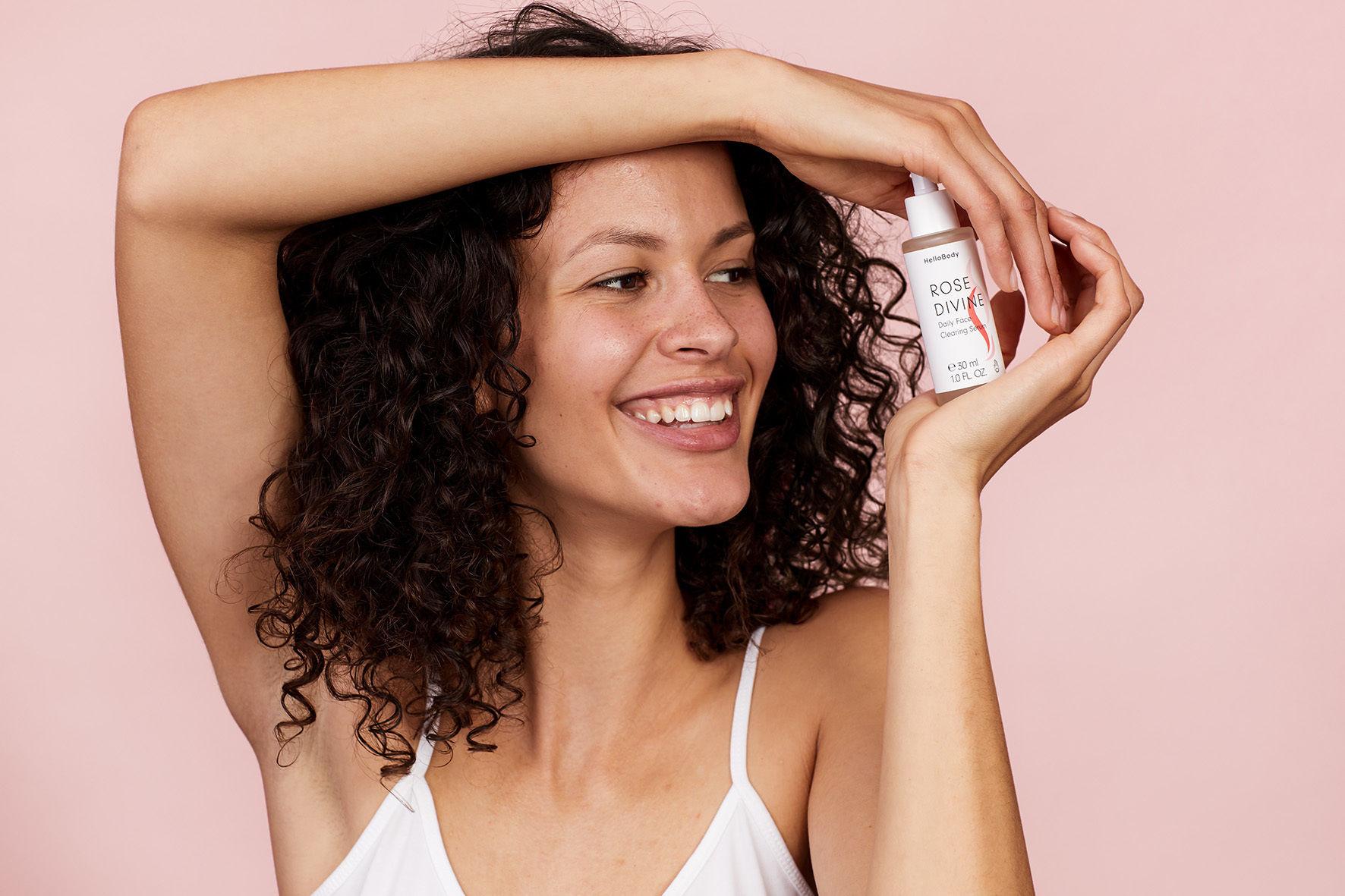 OFFENBLENDE: Kathleen for Hello Body Cosmetics