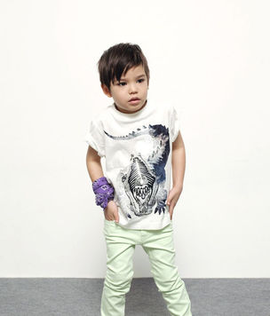 BLOSSOM MANAGEMENT : HESTER for KID´S WEAR MAGAZINE