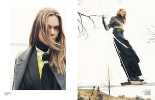 LUNDLUND : Andreas OEHLUND for STOCKHOLM S/S/A/W MAGAZINE
