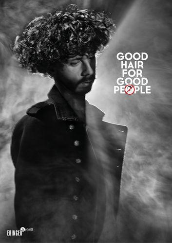 ANATOL DE CAP ROUGE - GOOD HAIR FOR GOOD PEOPLE