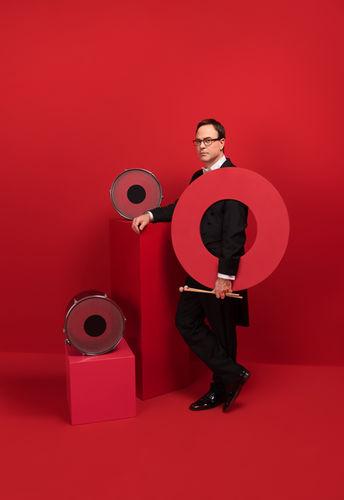 MONICA MENEZ - Konzertkalender 'Berlin hört Rot' for Deutsche Symphonie Orchester
