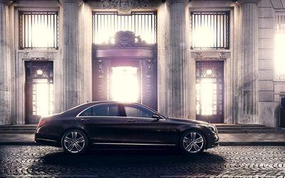 IGOR PANITZ PHOTOGRAPHY: Mercedes S-Klasse