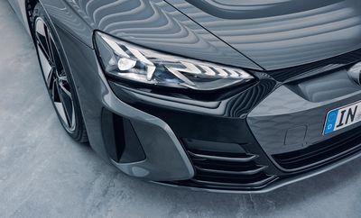 Jules Esick - Audi E-Tron GT