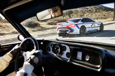 BMW GROUP : BMW 3.0 CLS HOMMAGE R