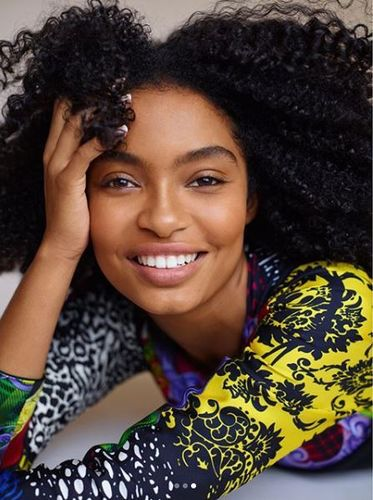 "GLAM Production produced Business of Fashion Magazine ""BOF"" cover feat Yara Shahidi"